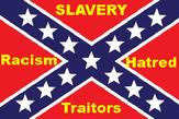 Above all, the confederate flag represents losers.